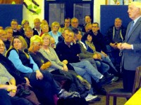 More than 200 attend Willaston meeting over housing plans