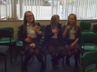 SATs exams pupils in Nantwich given breakfast boost