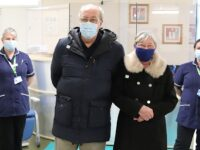 New treatment helps Nantwich married couple quit smoking after 100 years!