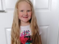 Nantwich girl to chop hair off for children's cancer charity