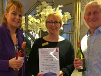 Wine tasting event at Richmond Village Nantwich to raise Dementia Appeal funds