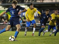 USA U17s beat Brazil 3-2 in youth tournament clash at Weaver Stadium