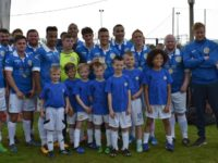 Former Crewe Alex stars return for Everall Derby charity game