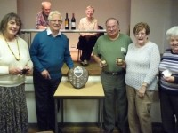 Quiz teams battle out for Fred Lorimer Trophy in Wistaston