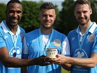 Charity game honours Crewe footballer who died of cancer aged 31
