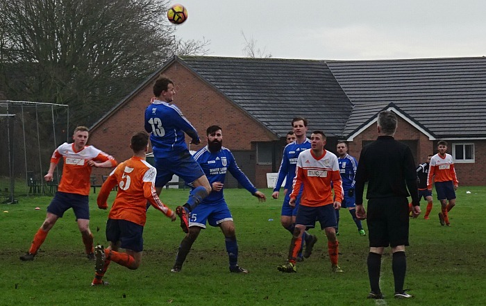 Wistaston Ath play Sydney Arms in Crewe Regional Sunday League