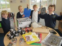 Wistaston pupils collect 31,000 vouchers to bag free sports kit