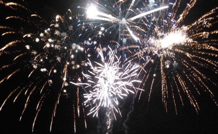 Wistaston Fireworks - promotional photo