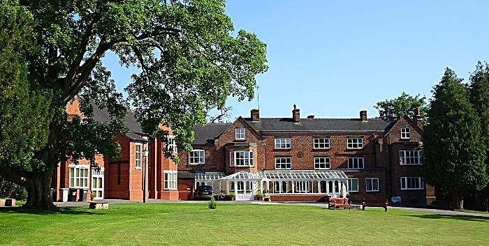 Wistaston Hall - Oblate Retreat Centre