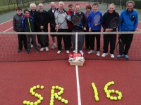 Wistaston Tennis Club serves up more than £100 for Sport Relief