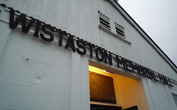 Wistaston Memorial Hall & Community Centre frontage (1)