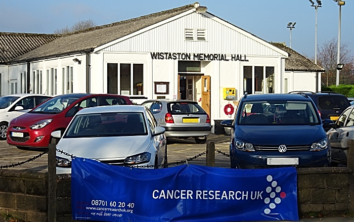 Wistaston Memorial Hall