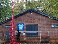 Wistaston Scout Group pay tribute in Remembrance event