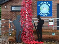Wistaston Scouts need bottle ends for 2021 Remembrance Day display