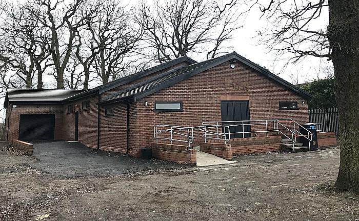 Wistaston Scout Group - new Scout Centre