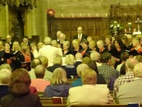 Wistaston Singers wow packed Port Sunlight concert crowd