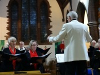 Wistaston Singers concert raises £185 for church fund