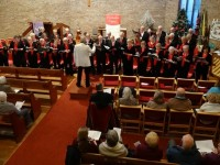 Wistaston Singers and Crewe Concert Band perform carol concerts