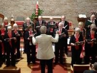 Wistaston Singers perform Christmas Carol concert in Crewe