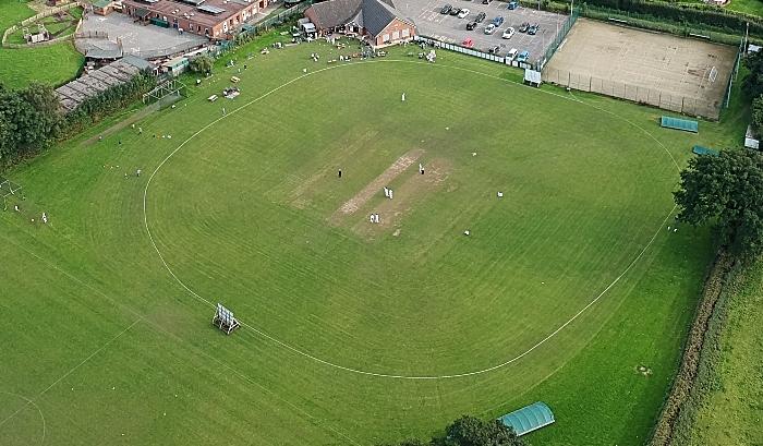 Wistaston Village cricket club Presidents Day