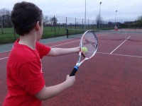 Tennisathon to take place for charity in Wistaston