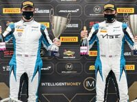 "Nantwich racing driver Jordan Witt ""ecstatic"" with first British GT win"