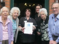 Two Nantwich care homes named in top 20 North West