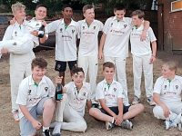 Woore CC 1sts and 2nds well beaten, but under 14s celebrate title win