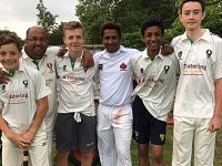 Cricket youngsters help Woore CC 1sts to impressive victory over Sandyford