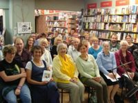 Crewe & District Writers' Group pack Nantwich event