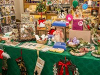 Christmas Fayres and shopping at Nantwich Museum