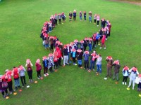 Nantwich students raise money for World Aids Day