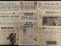World War 2 newspapers