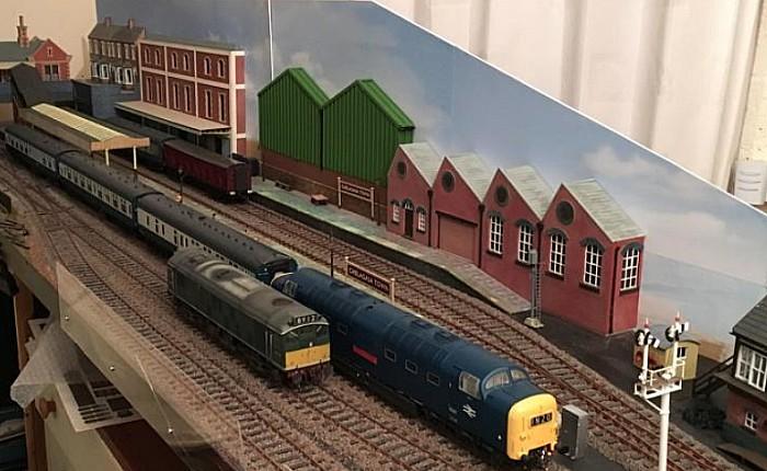 Wrenbury & District Model Railway Club