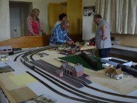 Nantwich model railway club doubles membership in first year