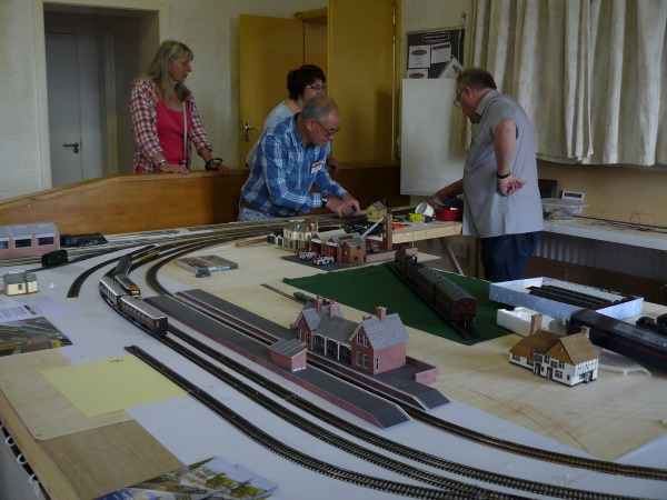 Wrenbury & District Model Railway Club