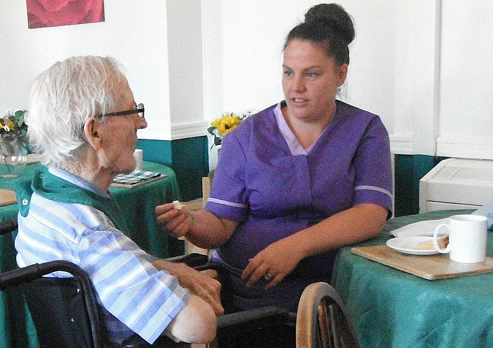 Wrenbury Nursing Home CQC report
