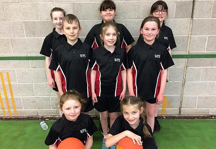 Wrenbury Primary School pupils