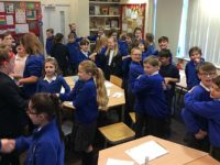 Wybunbury Delves pupils excel in Times Tables Rock Stars contest