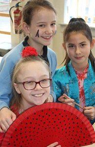 Year 6 pupils take part in International Day (1)