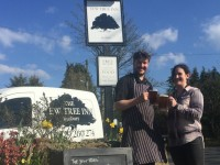 Yew Tree Inn near Nantwich lands award from UK's brewers