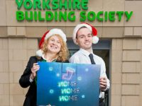 Building society staff in Nantwich support homeless charity