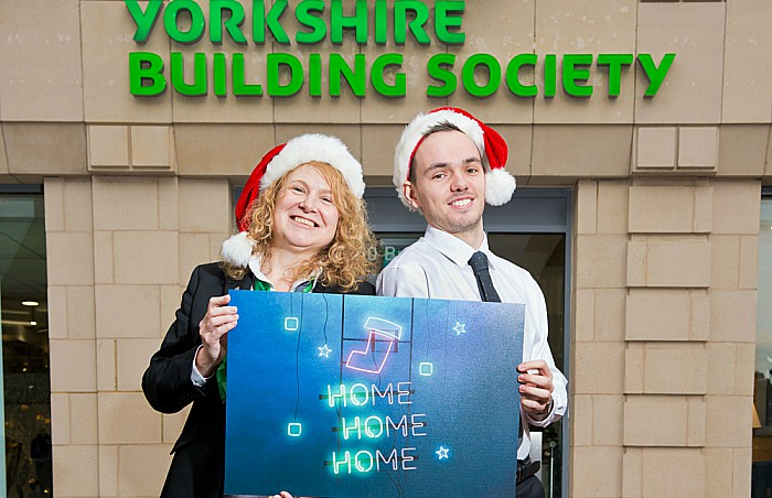 Yorkshire Building Society colleagues are supporting homeless young peop...
