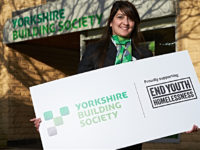 Building Society in Nantwich supports End Youth Homelessness Week