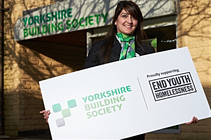 Yorkshire Building Society is supporting End Youth Homelessness (1)