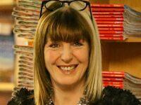 Ghost-hunter Yvette Fielding launches debut story book in Nantwich