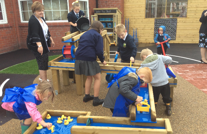 academy primary early years area