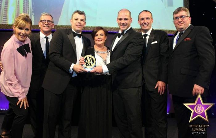 academy restaurant award
