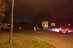 Reaseheath residents voice anger after latest A51 accident