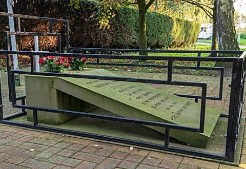 """""""Hallowed Ground"""" video tells story behind Airman's Grave in Nantwich"""